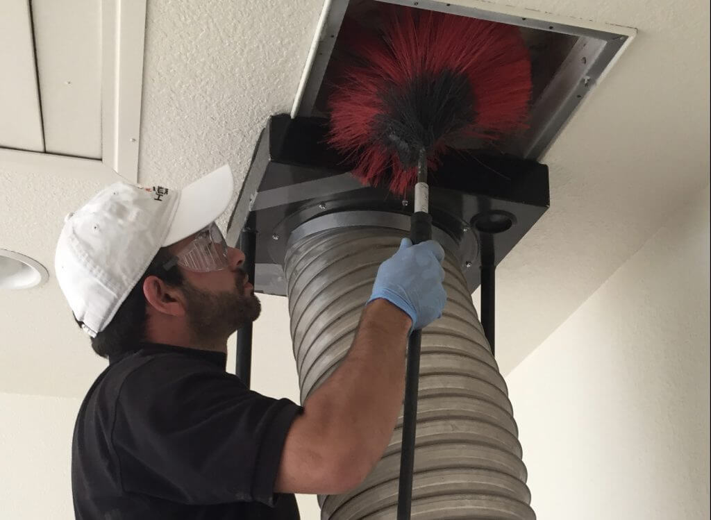 air duct cleaning modesto