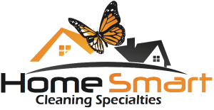 homesmart cleaning specialties modesto logo