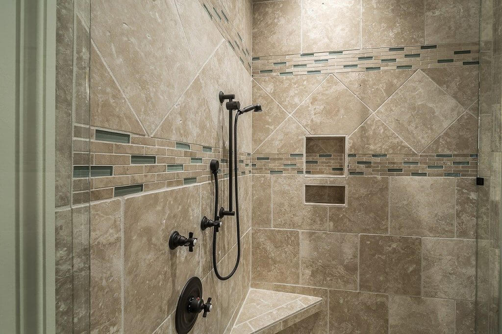 stone shower stall cleaning modesto